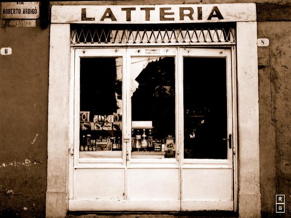 La Latteria new
