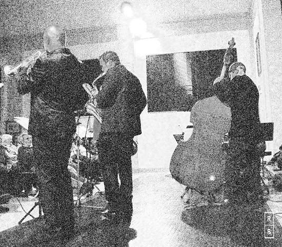 Trio Jazz - in Livraga